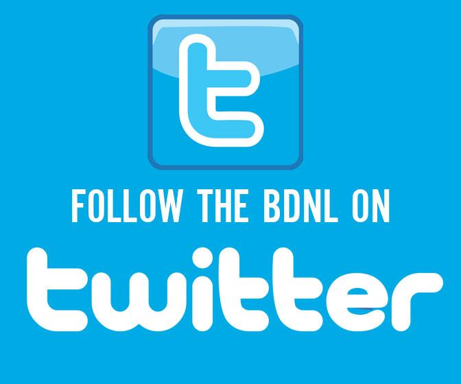 Bedford Netball Twitter Logo